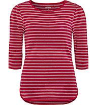 Schneider Feliciaw 3/4 - Shirt - Damen, Red/Grey