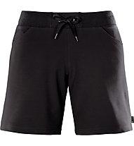 Schneider Latinaw SHRT - pantaloni corti fitness - donna, Black