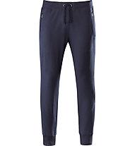 Schneider SheffieldM - pantaloni lunghi fitness - uomo, Blue