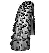 Schwalbe Black Jack 16'' x 1,9'' Active Line - Ruote per MTB, Black