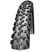 Schwalbe Black Jack 20'' x 1,9'' Active Line - Mountainbikereifen, Black