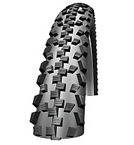 Schwalbe Black Jack 24'' x 2,1'' Active Line - Mountainbikereifen, Black