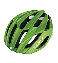 Scott Arx - Fahrradhelm, Green/White matt