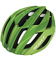 Scott Arx - casco bici, Green