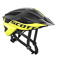 Scott Arx MTB Mountainbike-Helm, Yellow/Black