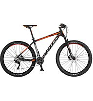 Scott Aspect 700 2017 - Mountainbike, Black/Red