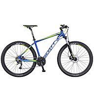 Scott Aspect 750 (2016), Blue/Green