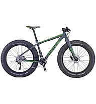 Scott Big Jon (2016) - Fatbike, Green/Grey