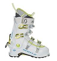Scott Celeste - Skitourenschuh - Damen, White/Lime