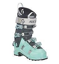 Scott Celeste III - scarpone scialpinismo - donna, Light Blue/Black