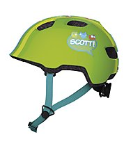 Scott Chomp Kinder-Fahrradhelm, Green