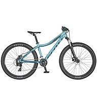 Scott Contessa 26 disc (2020) - MTB hardtail - bambina, Light Blue