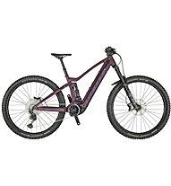 Scott Contessa Genius eRIDE 910 (2021) - eMTB All Mountain - Damen, Purple