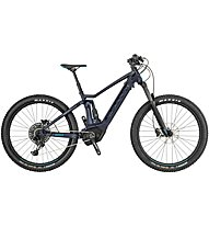 Scott Contessa Strike eRide 720 (2019) - MTB elettrica fully, Blue