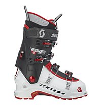 Scott Cosmos II (2016) - Freerideschuhe, Black/White/Red