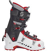 Scott Cosmos III - Skitourenschuhe, Black/Red/White