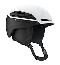Scott Couloir Mountain - Skitourenhelm, White/Black