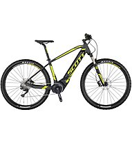 Scott E-Aspect 920 (2018) - E-Mountainbike, Grey/Yellow