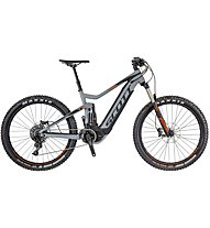 Scott E Genius 720 (2018) - eMountainbike, Grey/Black