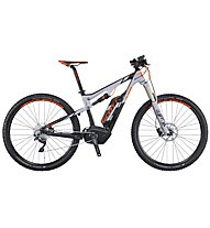 Scott E Genius 920 (2016) E-MTB, Grey/Orange