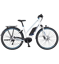Scott E Sub Sport Lady (2016) - City bike, White