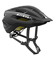 Scott Fuga Plus - casco bici, Black