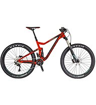 Scott Genius 750 (2018) - Mountainbike, Red/Black