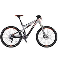 Scott Genius 930 (2016) MTB-Fully, Grey/Black/Orange