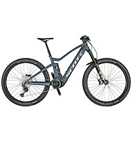 Scott Genius eRIDE 920 (2021) - eMTB All Mountain, Blue