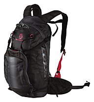 Scott Grafter 12 Rucksack, Black/Red