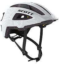 Scott Groove Plus - casco bici - uomo, White