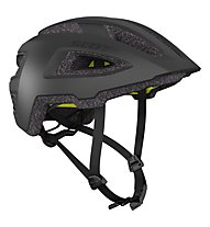Scott Groove Plus - casco bici - uomo, Black