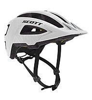 Scott Groove Plus - casco bici, White