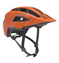 Scott Groove Plus - casco bici, Orange