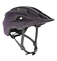 Scott Groove Plus - casco bici, Violet