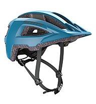 Scott Groove Plus - casco bici, Blue