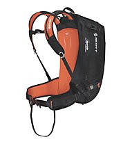 Scott Guide AP 30 Kit - zaino airbag, Black/Orange