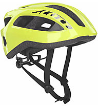 Scott Helmet Supra Road PAK-10 - casco bici da corsa, Yellow
