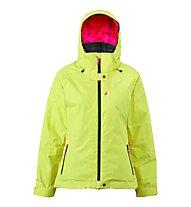 Scott Hollis 100 Women's Jacke, Light Yellow