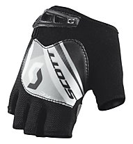 Scott Junior RC SF Glove, White/Light Grey