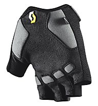 Scott Junior RC SF Glove, Black/Yellow rc