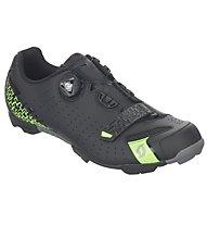 Scott MTB Comp Boa - Radschuhe Mountainbike, Black/Green