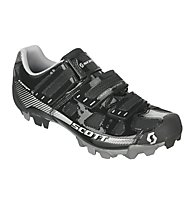 Scott MTB Comp Lady Shoe, Black gloss