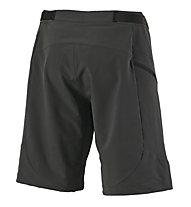 Scott Path Top LS/FIT Shorts, Dark Grey