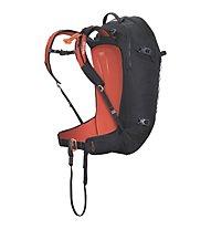 Scott Patrol E1 40 Kit - zaino airbag, Balck/Orange