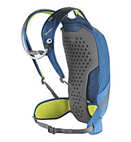 Scott Perform HY 12 Bike-Rucksack, Seaport Blue/Sulphur Yellow