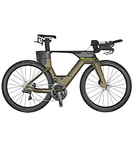 Scott Plasma RC (2021) - Rennrad Triathlon, Grey
