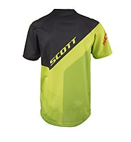 Scott Progressive Downhill Shirt, Macaw Green/Black