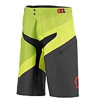 Scott Progressive Downhill Short, Green/Black