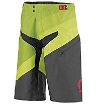 Scott Progressive Downhill Short, Macaw Green/Black